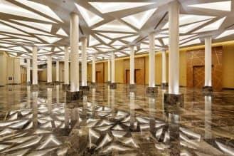maestro dmc noah's ark hotel meeting room 1
